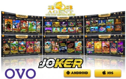 Deposit Ovo Game Ikan Joker